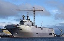 Nga dọa hủy hợp đồng Mistral nếu Pháp không giao tàu cuối tháng 1