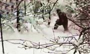 'Người tuyết' bí ẩn xuất hiện ở Nga