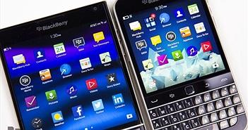 BlackBerry nên ngừng sản xuất smartphone?