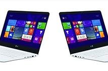 LG trình làng laptop siêu mỏng, siêu nhẹ Ultra PC 14Z950