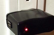KeySweeper - siêu trộm dữ liệu từ bàn phím không dây