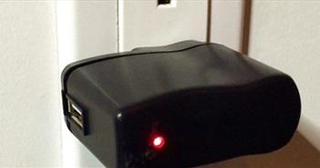 """KeySweeper - """"siêu trộm"""" dữ liệu từ bàn phím không dây"""