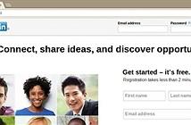 Phishing sử dụng file HTML lấy cắp thông tin người dùng LinkedIn