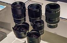 Sony sắp bán 4 ống kính full-frame E-mount và 2 bộ chuyển đổi mới
