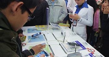 Việt Nam trong Top 3 thị trường tiêu thụ smartphone 3G lớn nhất Thế giới