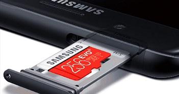 Cách tăng dung lượng bộ nhớ đầy trên smartphone của Samsung