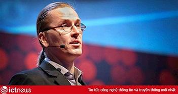 """""""Huyền thoại bảo mật"""" Mikko Hypponen sẽ đăng đàn về bảo mật cho thiết bị IoT tại Việt Nam"""