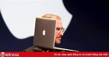 Với Macbook Air, Steve Jobs đã thay đổi tương lai của laptop như thế nào?
