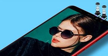 HTC U11 EYEs bất ngờ ra mắt: camera tự sướng kép 5MP, màn 18:9 6 inch, giá 505 USD