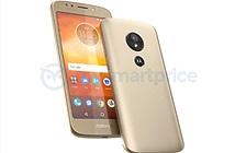 Lộ diện Motorola Moto E5 - chiếc smartphone Moto đầu tiên có cảm biến vân tay mặt sau