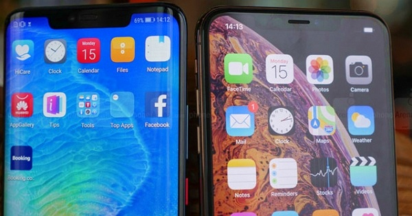 Huawei tiếp tục vượt qua Apple, trở thành nhà sản xuất smartphone lớn thứ 2 thế giới