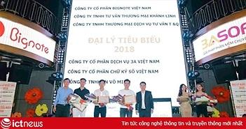 Công ty CP Chữ ký số Vina tổ chức hội nghị khách hàng năm 2018