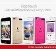 iPhone có thể bỏ cổng lightning, iPod Touch sắp có phiên bản mới