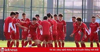 Xem bóng đá trực tiếp: Việt Nam gặp Yemen, 23h00 ngày 16/1