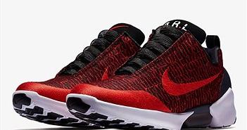 Nike chuẩn bị ra mắt dòng giày thể thao tự thắt dây thông qua smartphone