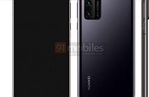 Huawei P40 Pro sẽ khiến fan choáng với thiết kế viên thuốc, camera 52MP