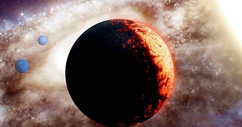 Hành tinh già nhất vũ trụ