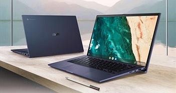 ASUS Chromebook CX9 mỏng nhẹ ra mắt với độ bền chuẩn quân đội Mỹ
