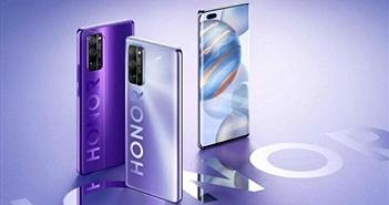 Honor V40 sẽ sở hữu màn hình hiển thị 1 tỷ màu