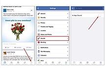 Vô hiệu hóa âm thanh khó chịu trên ứng dụng Facebook iOS và Android