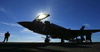 Đô đốc Hải quân Mỹ: Khả năng tàng hình của F-35 là vô dụng!