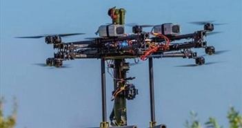 """Nga tiết lộ UAV chống tăng """"nhỏ mà có võ"""""""