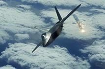 Ngắm mẫu máy bay tiêm kích đáng sợ nhất của Mỹ