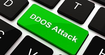 Tấn công DDoS giảm 13%