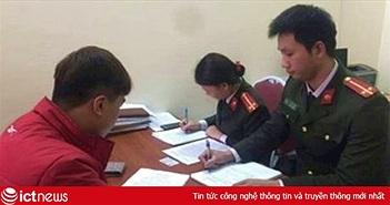 Bịa chuyện tân binh bị đánh tím mặt, admin ở Hải Phòng nhận phạt 12,5 triệu