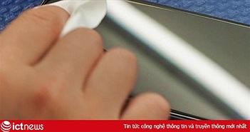 Hướng dẫn vệ sinh điện thoại đúng cách chống lây nhiễm COVID-19