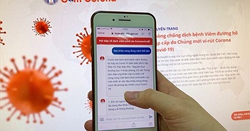 Bộ Y tế ra mắt trợ lý ảo Chatbox hỏi đáp về Covid-19