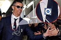 """Ngỡ ngàng với món đồ công nghệ """"cổ lỗ sĩ"""" của Cristiano Ronaldo"""