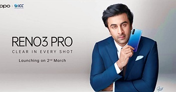 OPPO tung video xác nhận thiết kế, thời điểm ra mắt phiên bản Reno3 Pro mới
