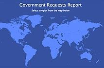 Chính phủ Mỹ, Ấn Độ soi Facebook của người dùng nhiều nhất