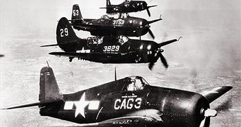 """Đối đầu Mỹ-Nhật: """"Cuộc bắn gà"""" của phi công Mỹ ở quần đảo Mariana"""