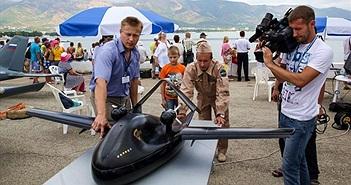 """UAV """"siêu độc"""" của Nga có thể thực hiện nhiệm vụ gì?"""