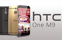 HTC One M9 lỡ hẹn do lỗi phần mềm