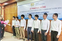 7 sinh viên Bách khoa nhận học bổng đào tạo điện tử viễn thông của Hàn Quốc