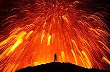 Con người có thể chạy thoát siêu núi lửa chỉ bằng ôtô