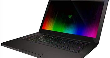 Razer ra mắt laptop chơi game Blade chạy Intel Skylake