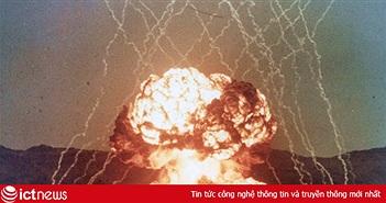 Đã có thể xem hàng trăm video thử nghiệm hạt nhân tuyệt mật trên YouTube