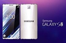Độc:Samsung Galaxy S8 mở khóa bằng công nghệ nhận diện khuôn mặt