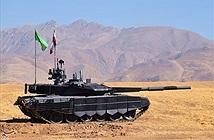 Siêu tăng Karrar của Iran chỉ đẹp mã, thua xa T-90