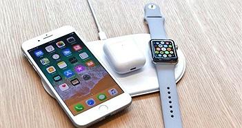 Sạc không dây cho iPhone 8/iPhone X bị tố khiến pin nhanh chai hơn?