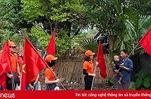 FPT tặng 1.000 góc học tập, 6.000 lá cờ Tổ quốc cho các hộ dân 25 tỉnh biên giới