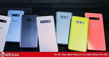 Galaxy S10e bán nhỏ giọt tại Việt Nam