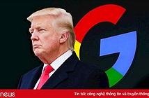 Tổng thống Trump khen CEO Google là quý ông tuyệt vời sau khi được gọi điện xin lỗi