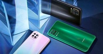 Huawei nova 7i ra mắt người dùng Việt giá 7 triệu