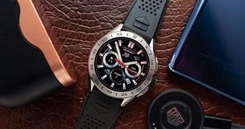 TAG Heuer ra mắt smartwatch siêu sang thế hệ 3 giá 1.800 USD