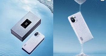 Xiaomi ra mắt Mi 11 phiên bản Star Diamond cho chị em